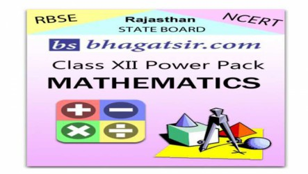 Rajasthan Board Class 11 Math Video Lectures, Chapter Notes