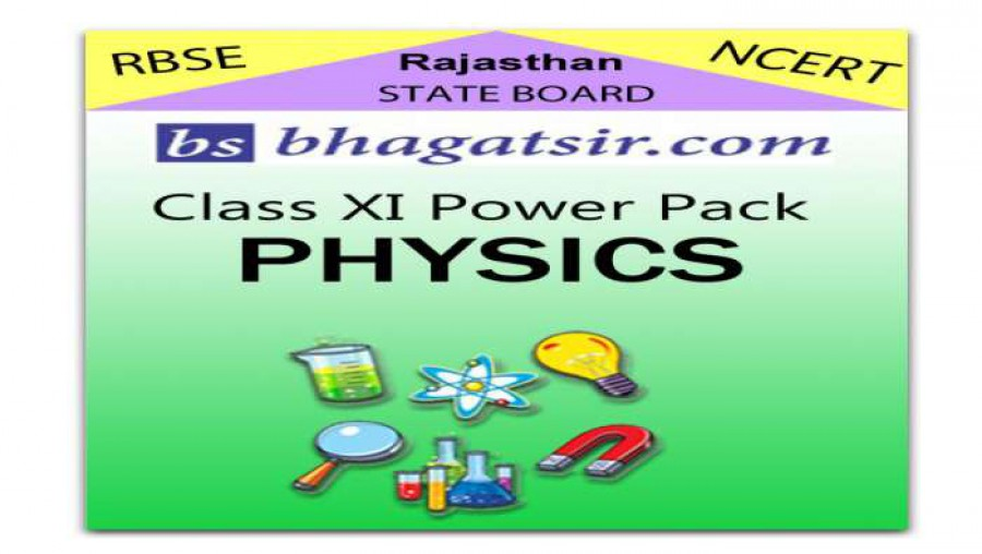 Rajasthan Board Class 11 Physics Video Lectures & Chapter Notes